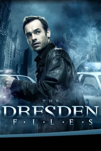 Poster of The Dresden Files