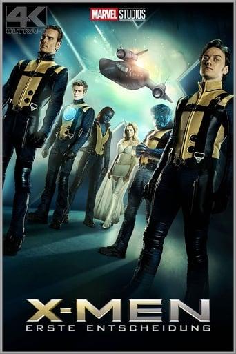 Filmplakat von X-Men - Erste Entscheidung