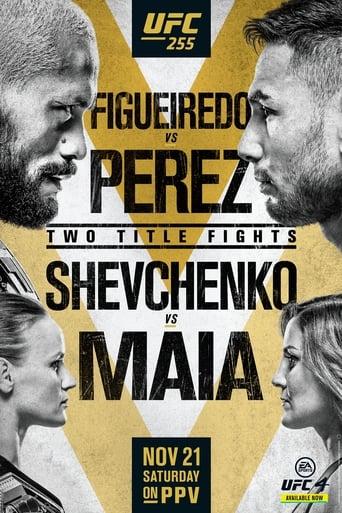 UFC 255: Figueiredo vs. Perez