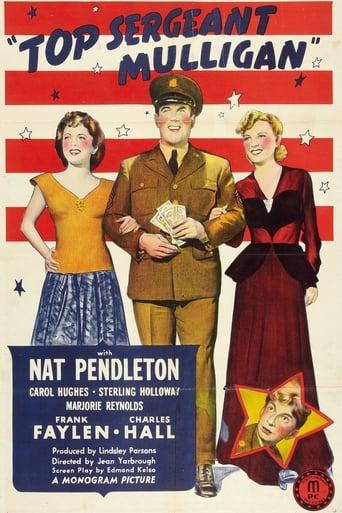 Poster of Top Sergeant Mulligan