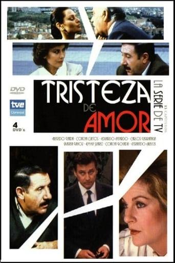 Poster of Tristeza de amor