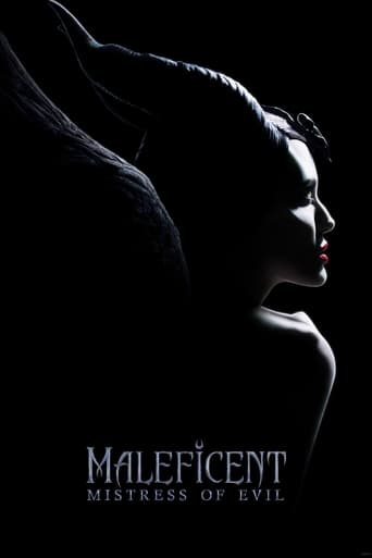 Poster of Maleficent: Signora del male