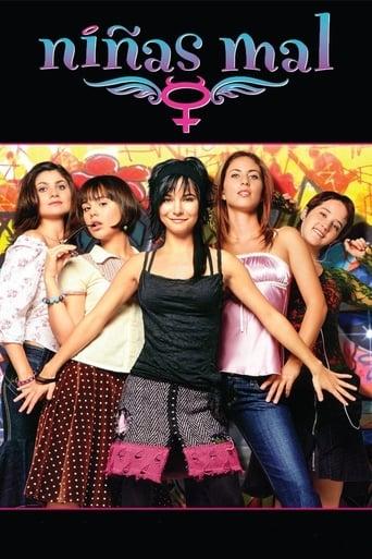 Poster of niñas mal