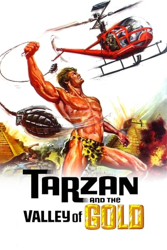 Poster of Tarzan and the Valley of Gold