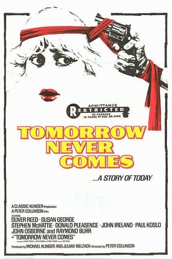 Poster of Tomorrow Never Comes