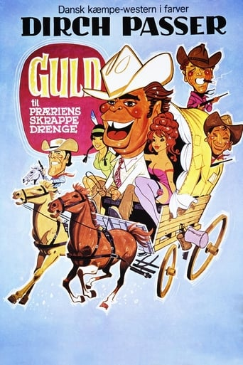 Poster of Gold for the Tough Guys of the Prairie
