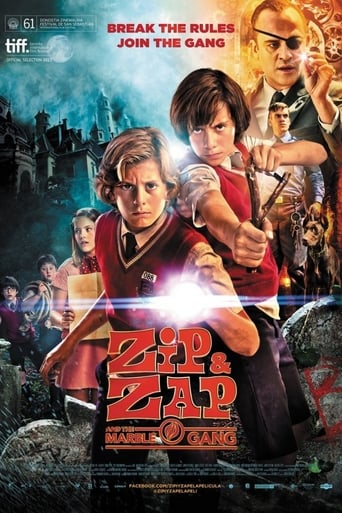 Poster of Zip & Zap and the Marble Gang