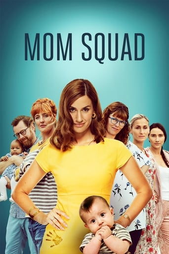 Poster of Mom Squad