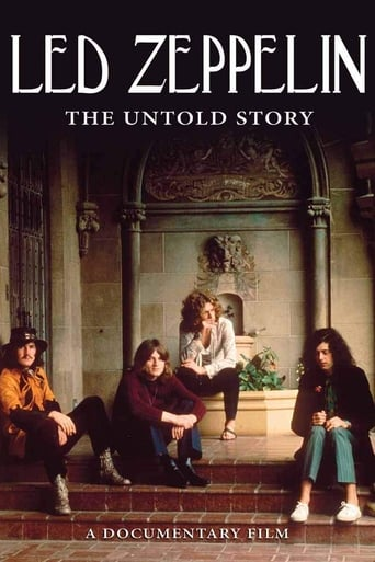 Poster of Led Zeppelin - The Untold Story