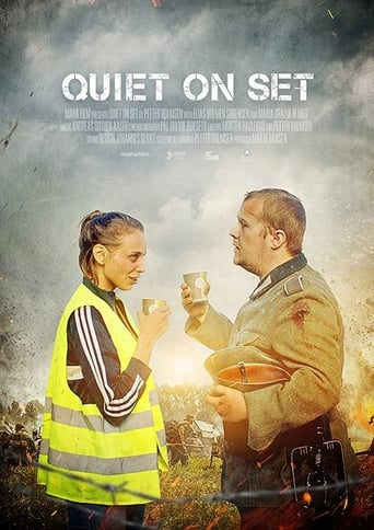 Poster of Quiet on Set