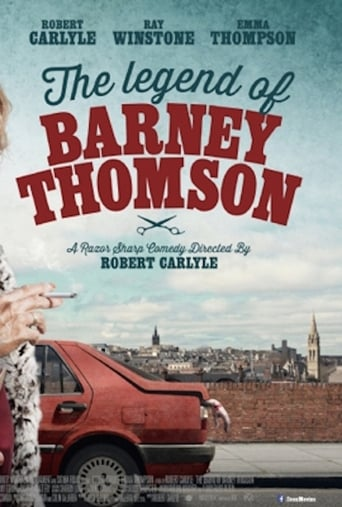 How old was Emma Thompson in The Legend of Barney Thomson