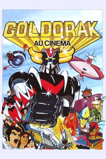 Poster of Goldorak au cinéma
