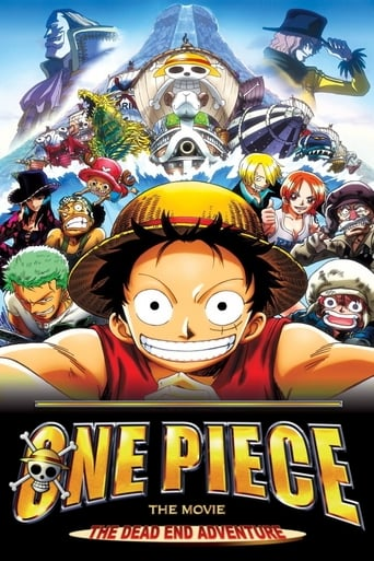 Poster of One Piece: Dead End Adventure