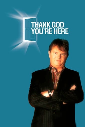 Poster of Thank God You're Here