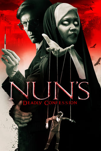 Poster of Nun's Deadly Confession