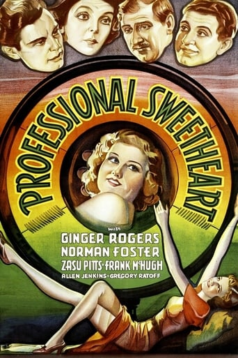 Poster of Professional Sweetheart