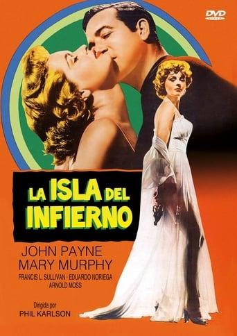 Poster of La Isla del Infierno