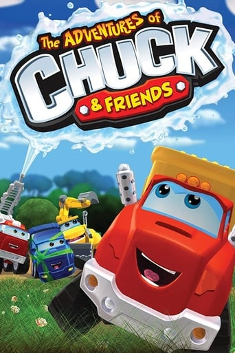 Poster of The Adventures of Chuck and Friends