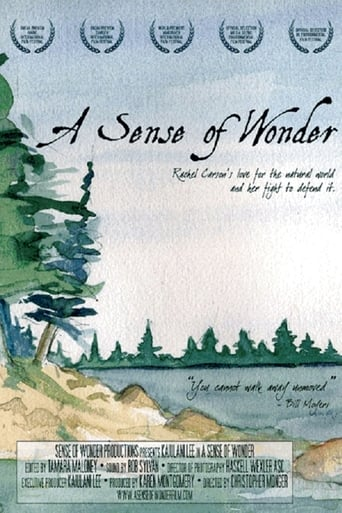Poster of A Sense of Wonder