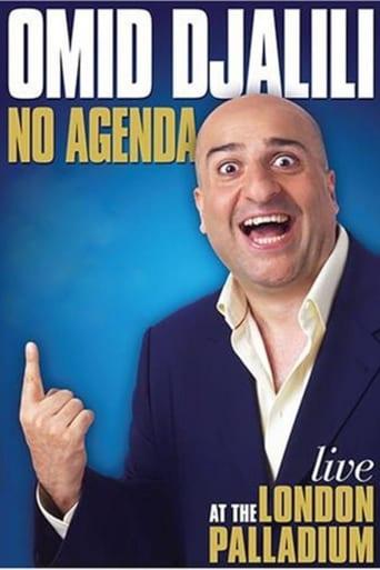 Poster of Omid Djalili - No Agenda