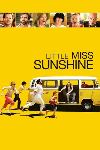 Filmplakat von Little Miss Sunshine