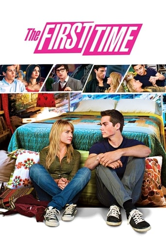 Poster of The First Time