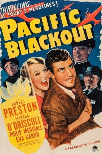 Poster of Pacific Blackout