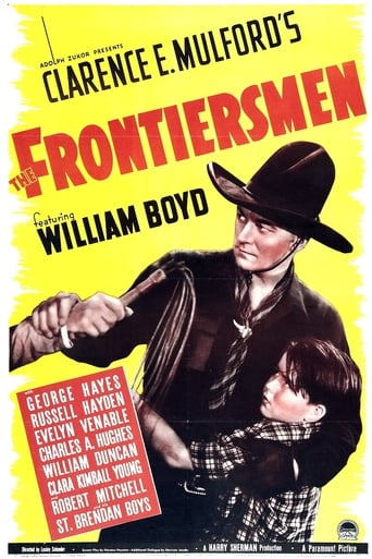 Poster of The Frontiersmen