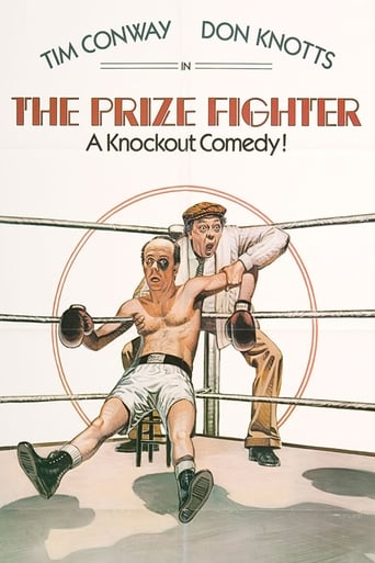 Poster of The Prize Fighter