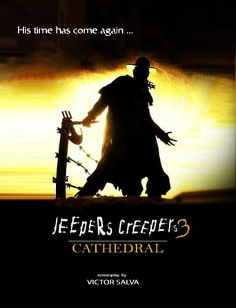 Jeepers Creepers 3: Cathedral Movie Poster