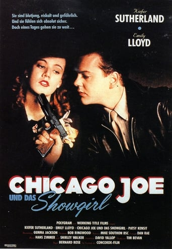 Poster of Chicago Joe and the Showgirl