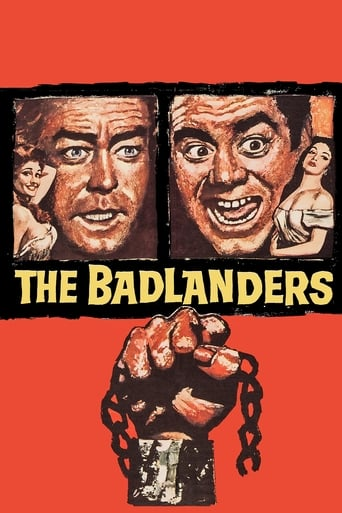 Poster of The Badlanders