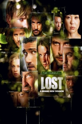 Poster of Lost: Missing Pieces