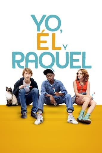 Poster of Yo, él y Raquel
