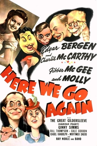 Poster of Here We Go Again