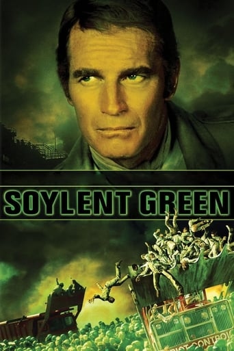 Poster of Soylent Green