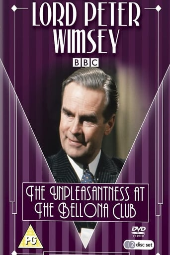 Lord Peter Wimsey Mysteries: The Unpleasantness at the Bellona Club