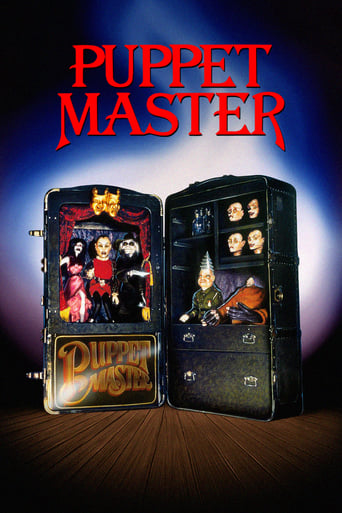Poster of Puppet Master