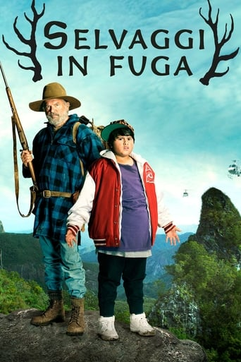 Poster of Selvaggi in fuga