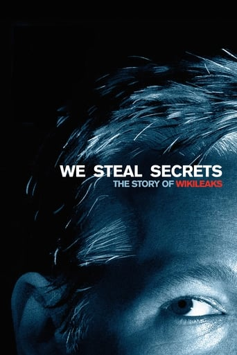 Poster of We Steal Secrets: The Story of WikiLeaks