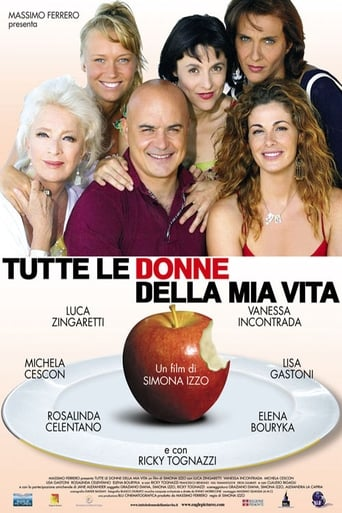 Poster of Tutte le donne della mia vita