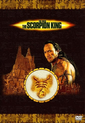 The Scorpion King Collection