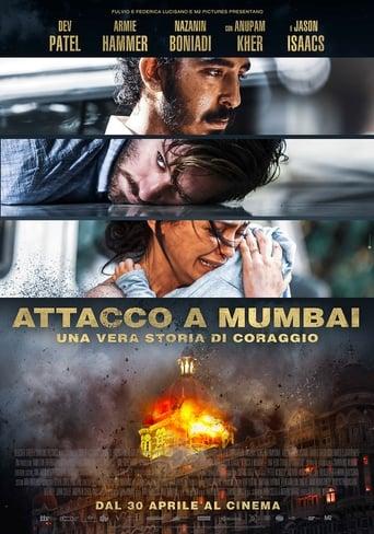 Poster of Attacco a Mumbai - Una vera storia di coraggio