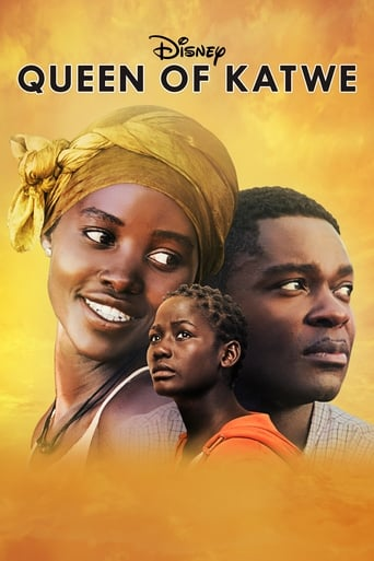 Poster of Queen of Katwe