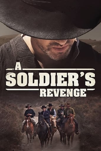 Poster of A Soldier's Revenge