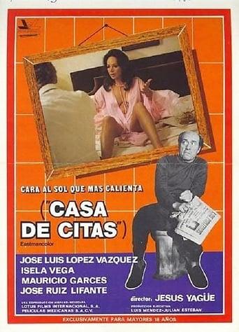 Poster of Casa de citas
