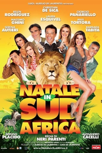 Poster of Natale in Sudafrica