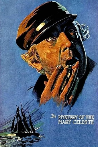 Poster of The Mystery of the Mary Celeste