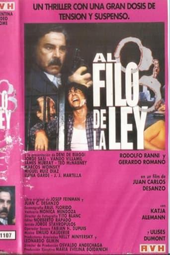 Poster of Al filo de la ley