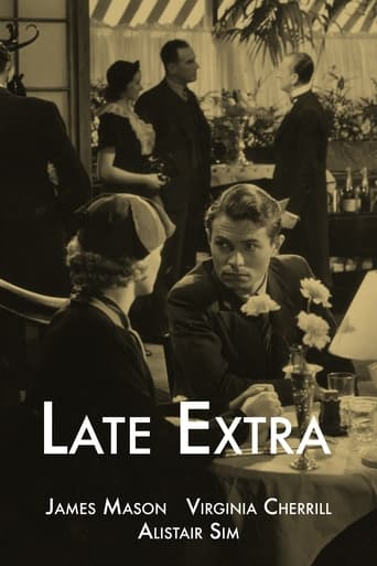 Poster of Late Extra